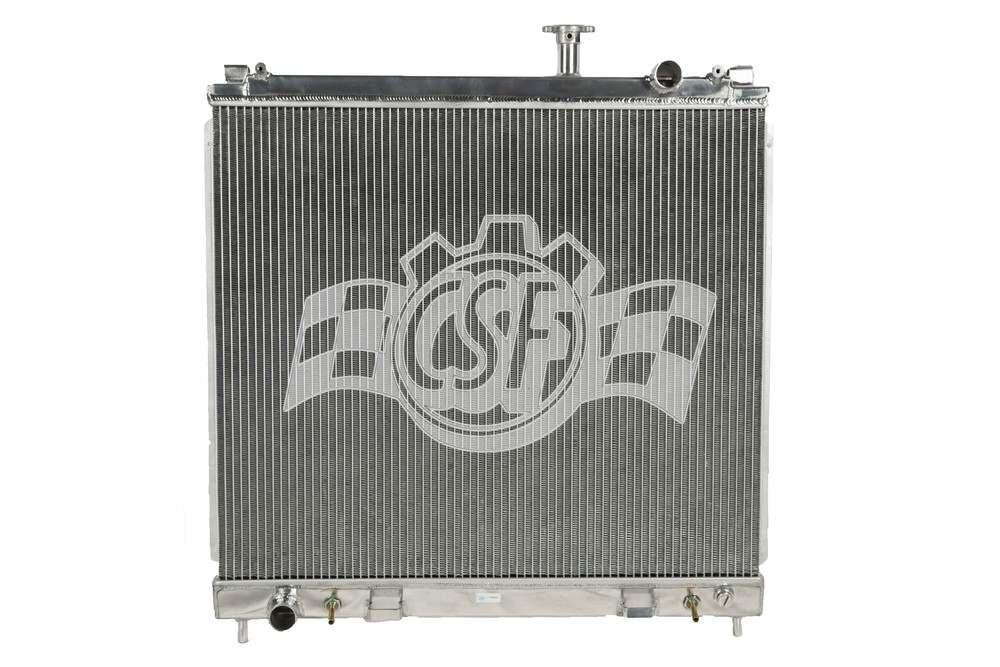 CSF RADIATOR - 2 Row All Aluminum High Performance - CSF 3328