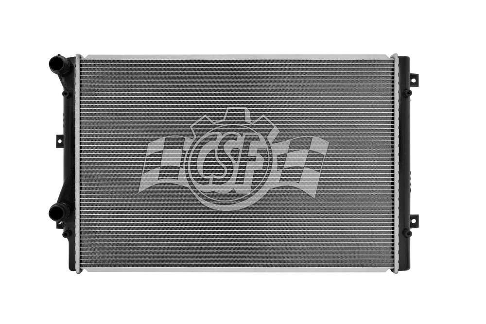 CSF RADIATOR - 1 Row Plastic Tank Aluminum Core Radiator - CSF 3559