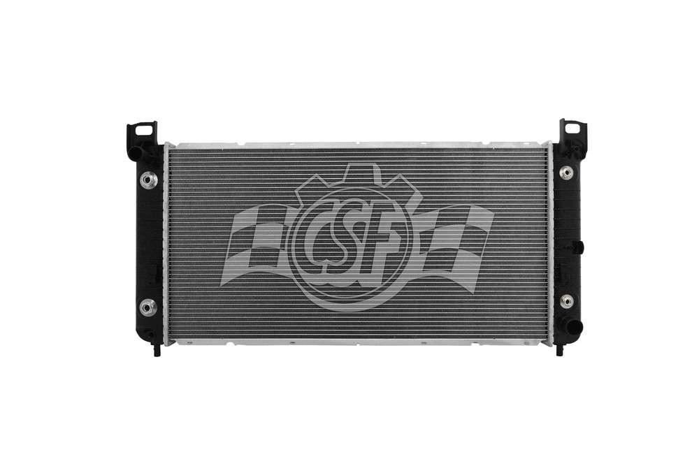 CSF RADIATOR - Radiator - CSF 3728