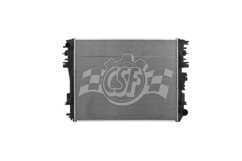 CSF RADIATOR - Radiator - CSF 3738