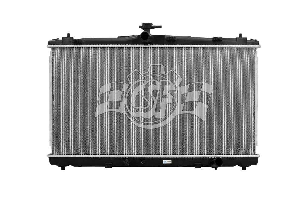 CSF RADIATOR - Radiator - CSF 3763