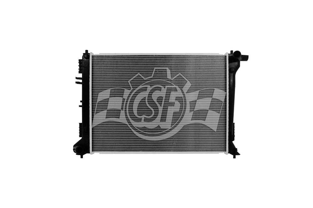 CSF RADIATOR - Radiator - CSF 3788