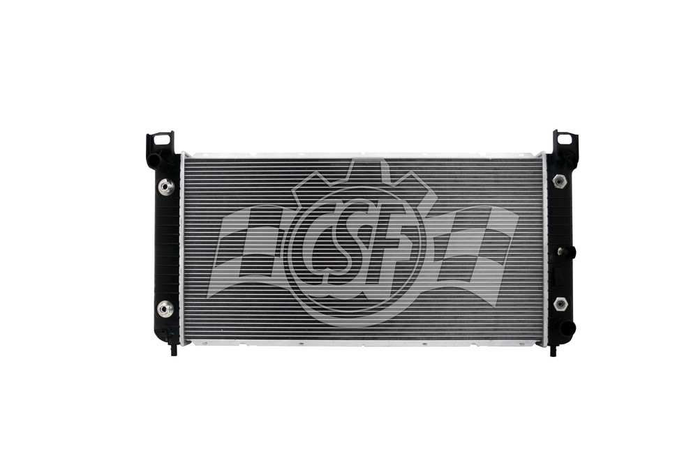 CSF RADIATOR - Multifit 3728 & 3653 - CSF 3831