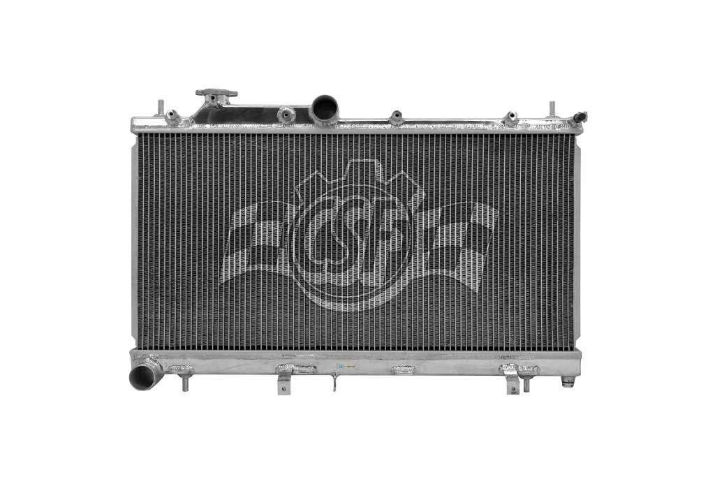 CSF RADIATOR - 1 Row All Aluminum High Performance - CSF 7028