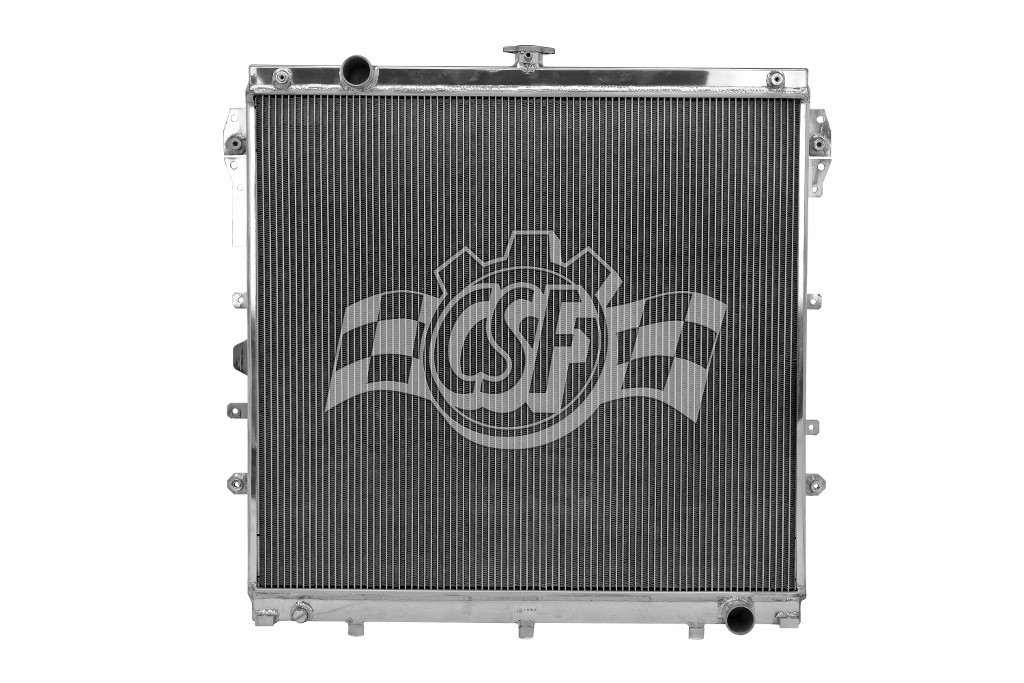 CSF RADIATOR - 2 Row All Aluminum High Performance - CSF 7031