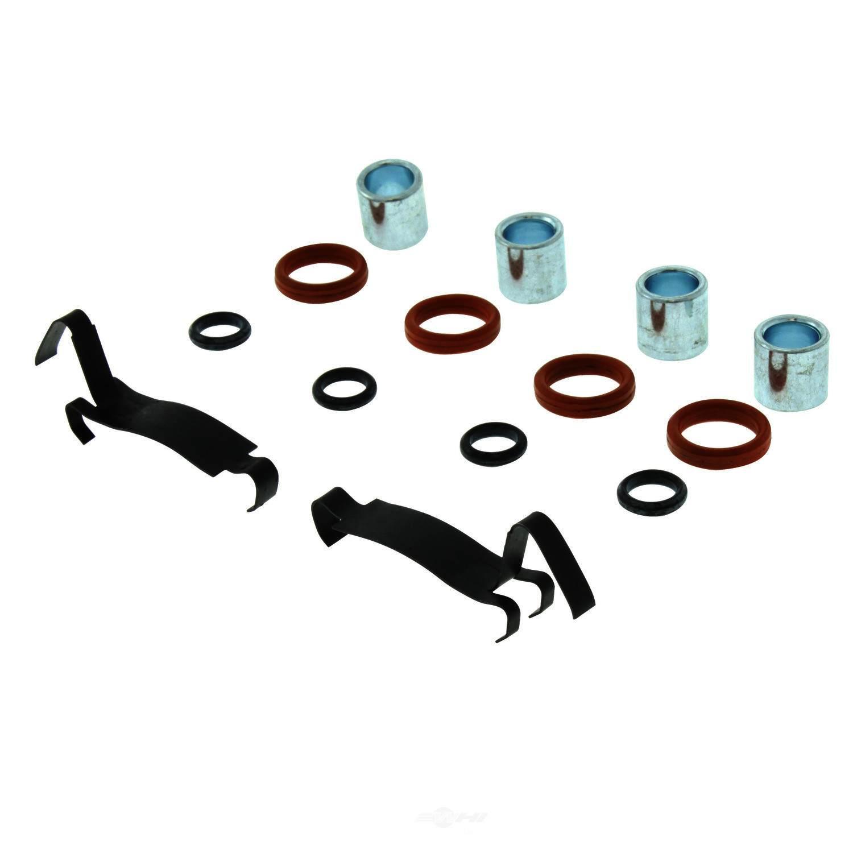 C-TEK BY CENTRIC - C-TEK Metallic Brake Pads - CTK 102.01530