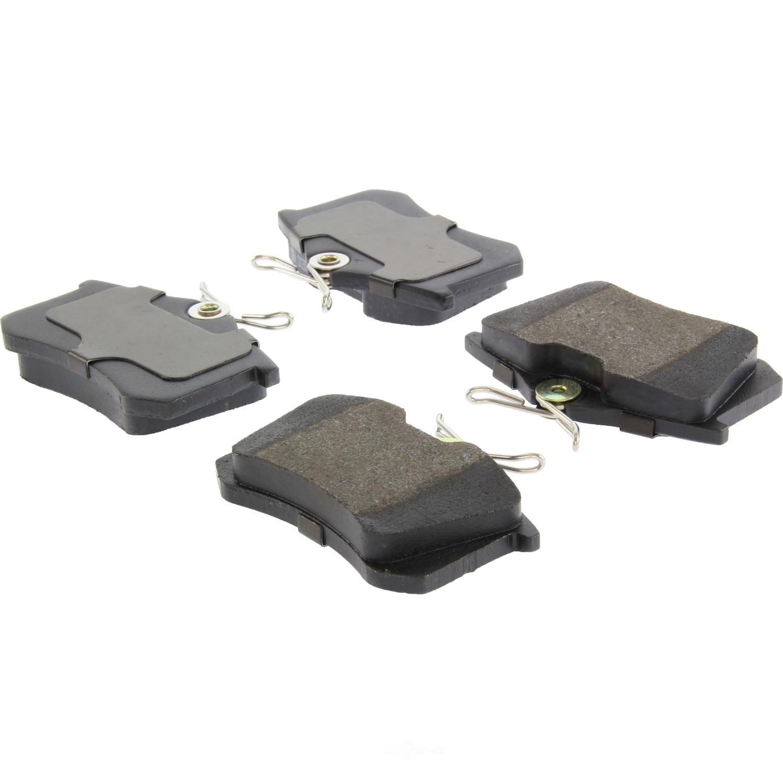 C-TEK BY CENTRIC - C-TEK Metallic Brake Pads-Preferred - CTK 102.03400