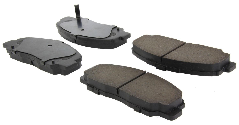 C-TEK BY CENTRIC - C-TEK Metallic Brake Pads-Preferred - CTK 102.04900