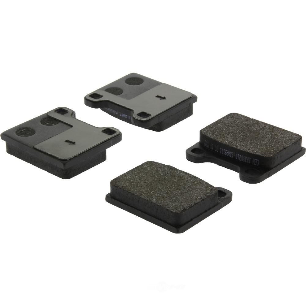 C-TEK BY CENTRIC - C-TEK Ceramic Brake Pads - CTK 103.00310