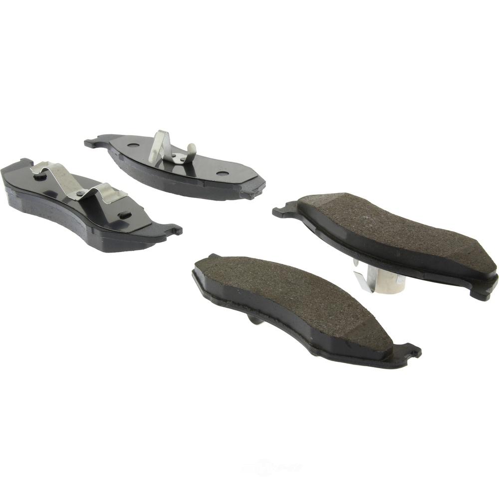 C-TEK BY CENTRIC - C-TEK Ceramic Disc Brake Pad Sets (Front) - CTK 103.04770