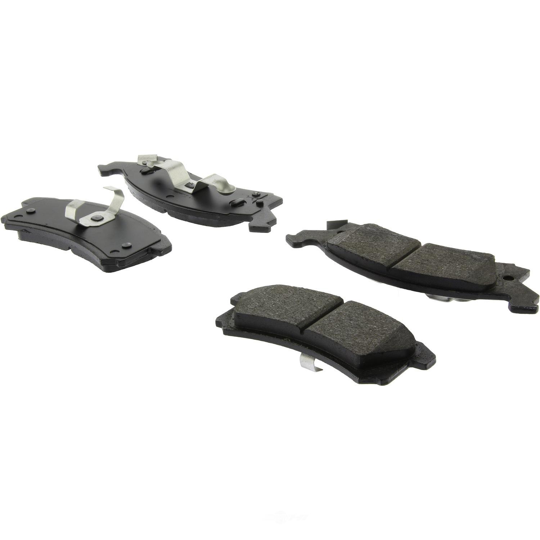 C-TEK BY CENTRIC - C-TEK Ceramic Brake Pads (Front) - CTK 103.05060