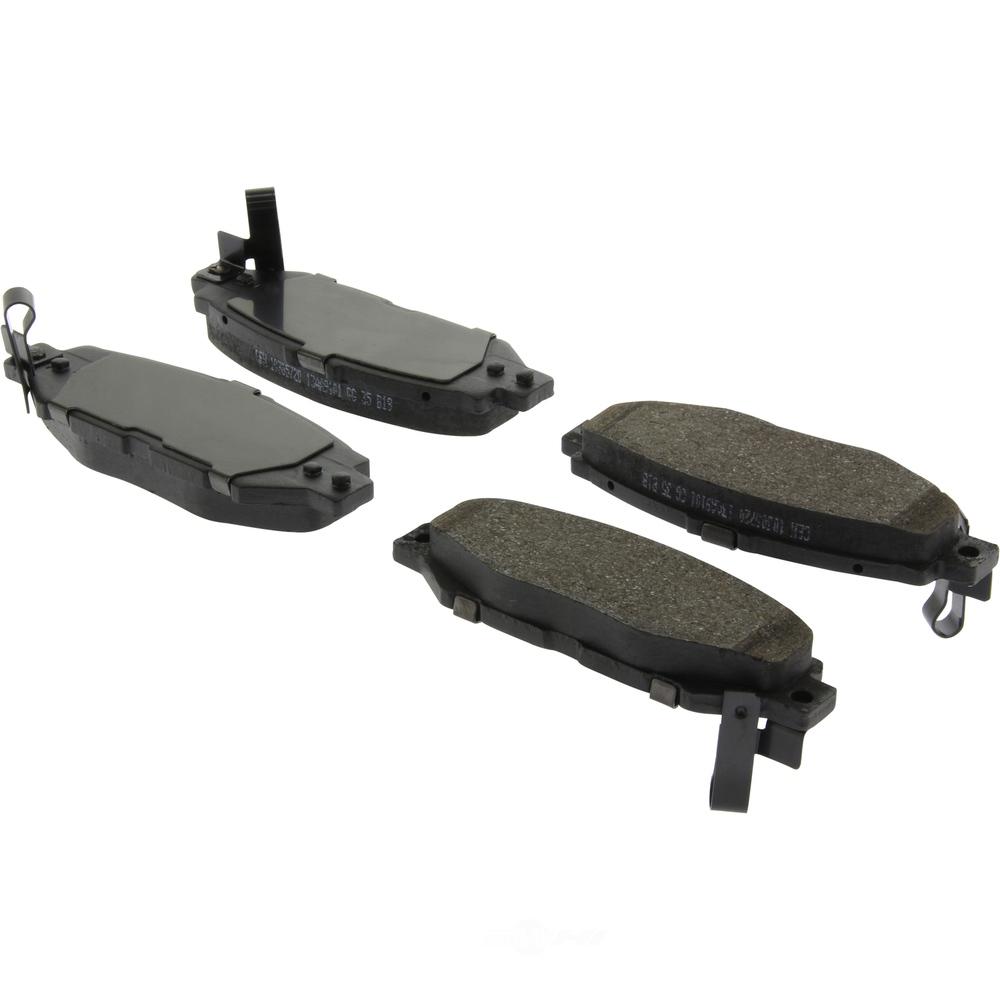 C-TEK BY CENTRIC - C-TEK Ceramic Brake Pads (Rear) - CTK 103.05720