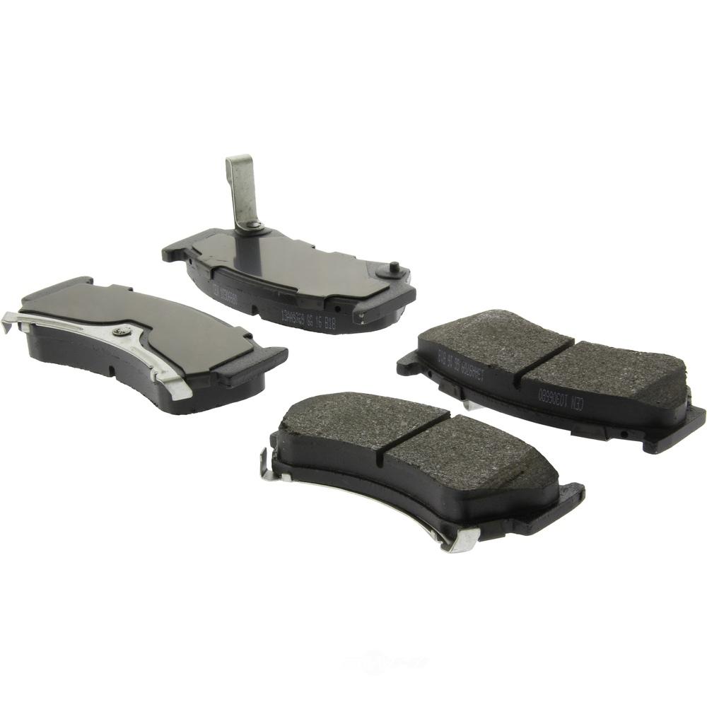 C-TEK BY CENTRIC - C-TEK Ceramic Disc Brake Pad Sets (Front) - CTK 103.06680