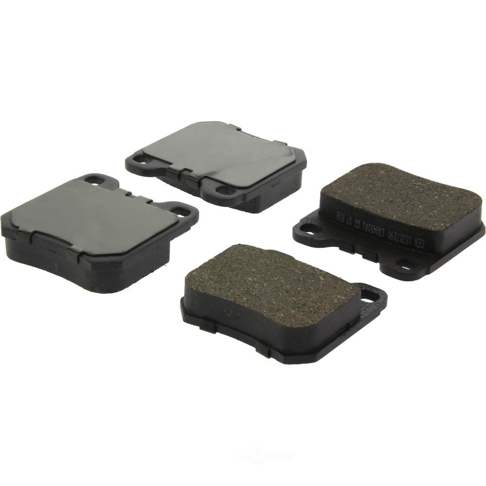 C-TEK BY CENTRIC - C-TEK Ceramic Disc Brake Pad Sets (Rear) - CTK 103.07090