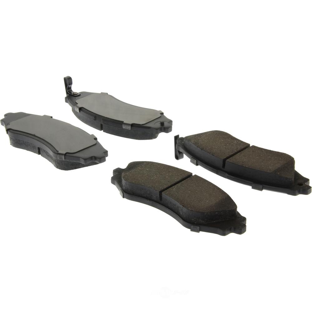 C-TEK BY CENTRIC - C-TEK Ceramic Disc Brake Pad Sets (Front) - CTK 103.07970