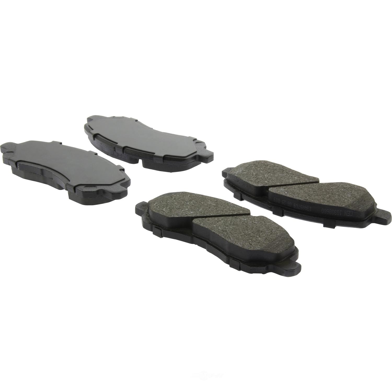 C-TEK BY CENTRIC - C-TEK Ceramic Disc Brake Pad Sets (Front) - CTK 103.08660