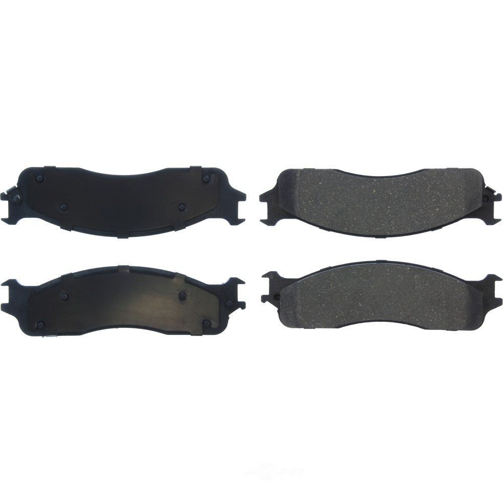 C-TEK BY CENTRIC - C-TEK Ceramic Brake Pads (Front) - CTK 103.09650