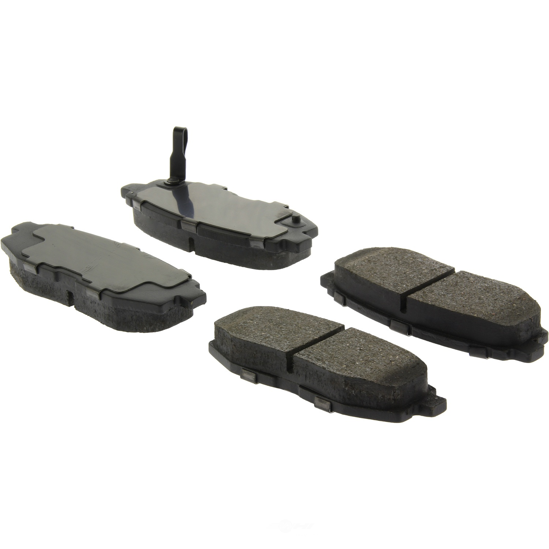 C-TEK BY CENTRIC - C-TEK Ceramic Disc Brake Pad Sets (Rear) - CTK 103.11240