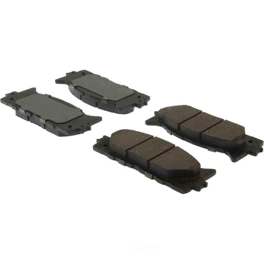 C-TEK BY CENTRIC - C-TEK Ceramic Brake Pads (Front) - CTK 103.12930