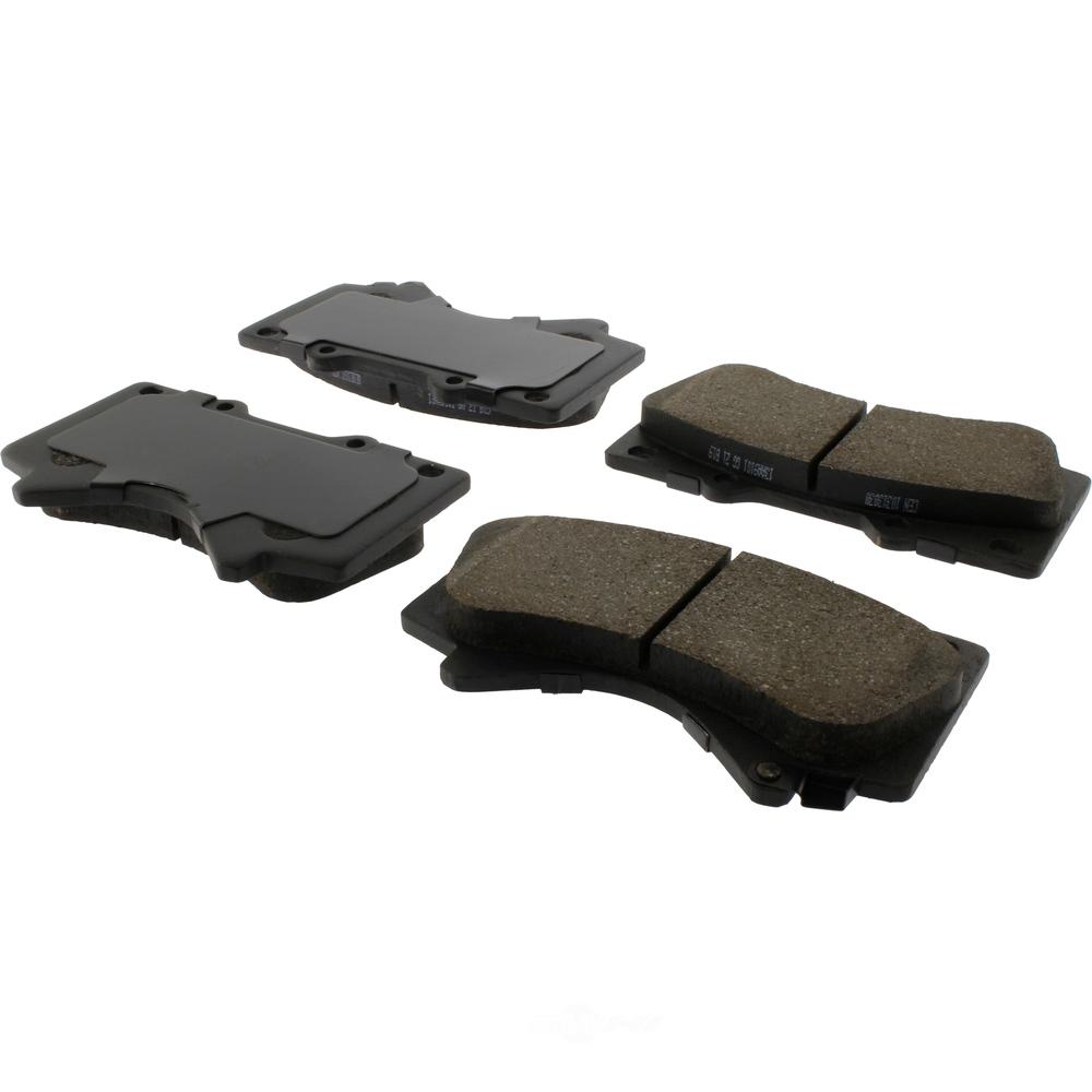 C-TEK BY CENTRIC - C-TEK Ceramic Disc Brake Pad Sets (Front) - CTK 103.13030