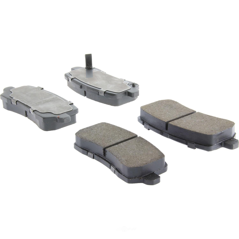 C-TEK BY CENTRIC - C-TEK Ceramic Brake Pads (Rear) - CTK 103.16980