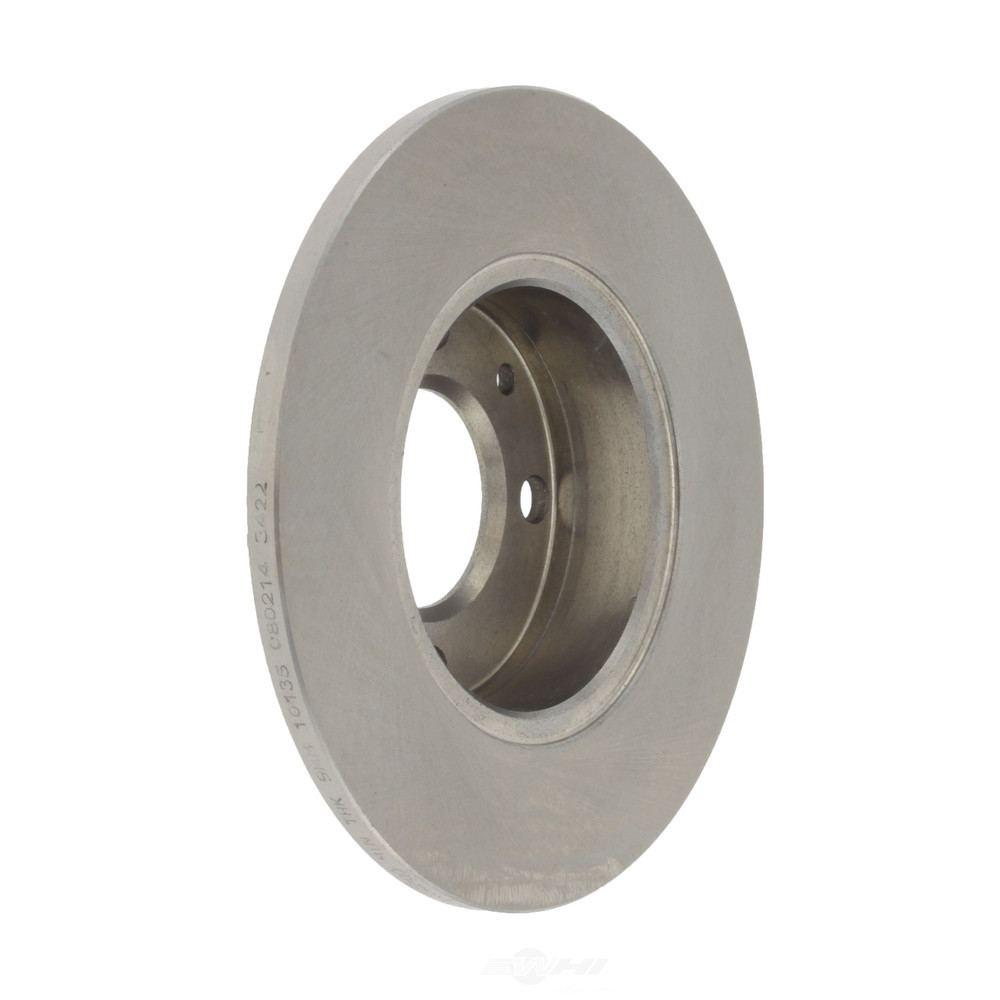 C-TEK BY CENTRIC - C-TEK Standard Disc Brake Rotor-Preferred - CTK 121.04000