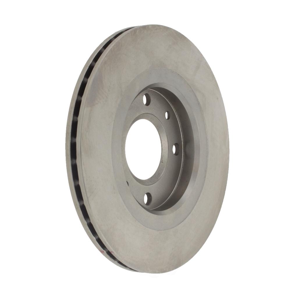 C-TEK BY CENTRIC - C-TEK Standard Disc Brake Rotor-Preferred (Front) - CTK 121.10007