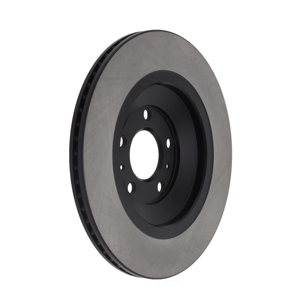 C-TEK BY CENTRIC - C-TEK Standard Disc Brake Rotor - CTK 121.33109