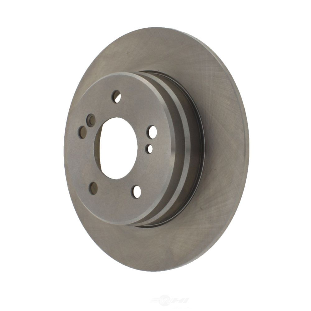 C-TEK BY CENTRIC - C-TEK Standard Disc Brake Rotor-Preferred (Rear) - CTK 121.35012