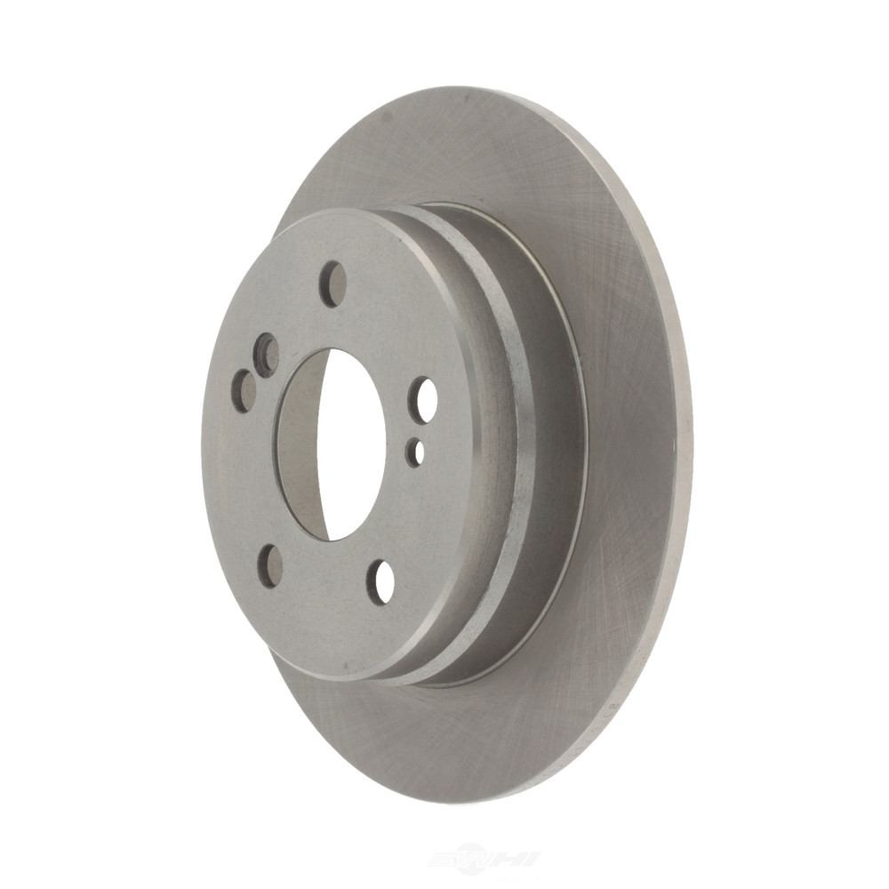 C-TEK BY CENTRIC - C-TEK Standard Disc Brake Rotor (Rear) - CTK 121.35014