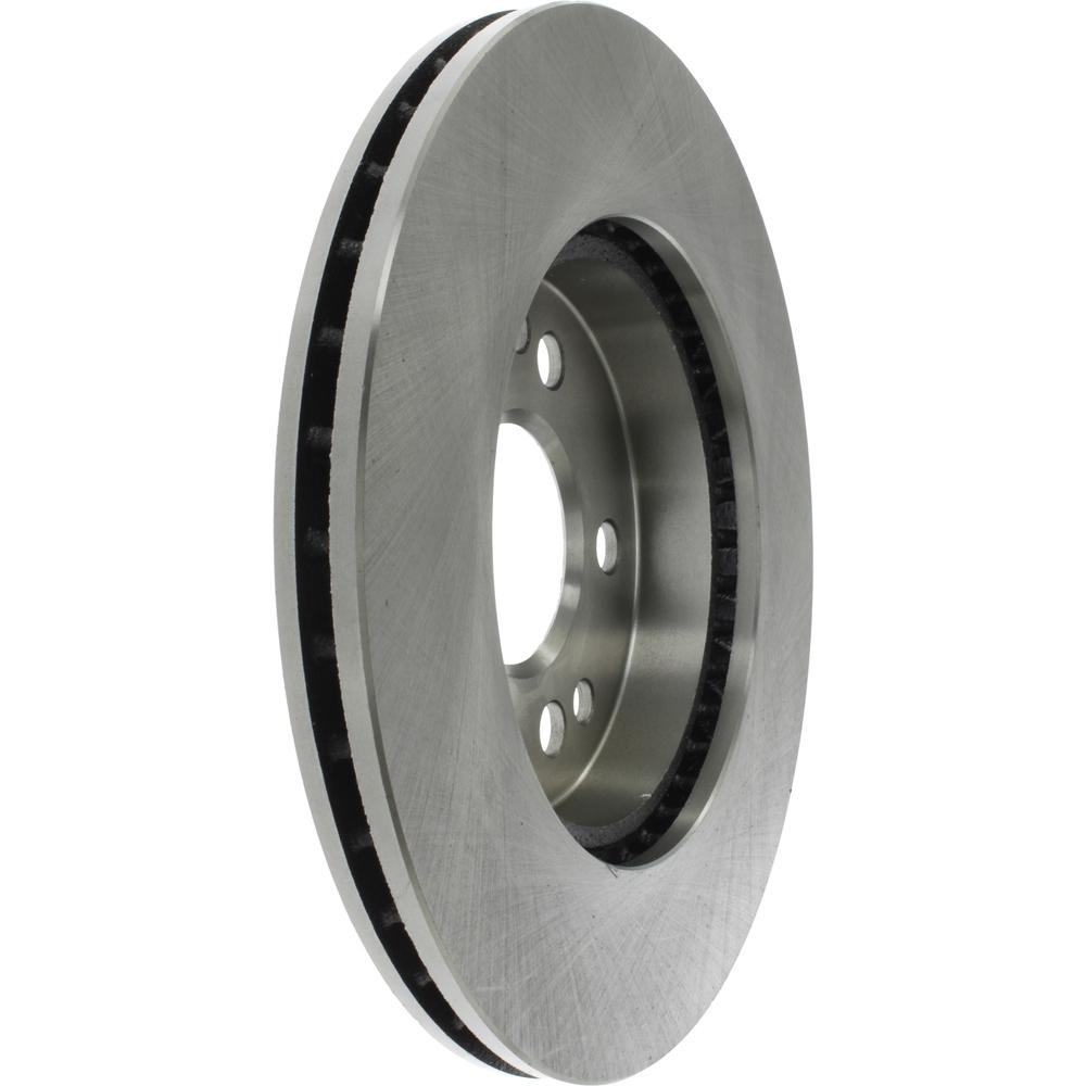 C-TEK BY CENTRIC - C-TEK Standard Disc Brake Rotors (Front) - CTK 121.35015