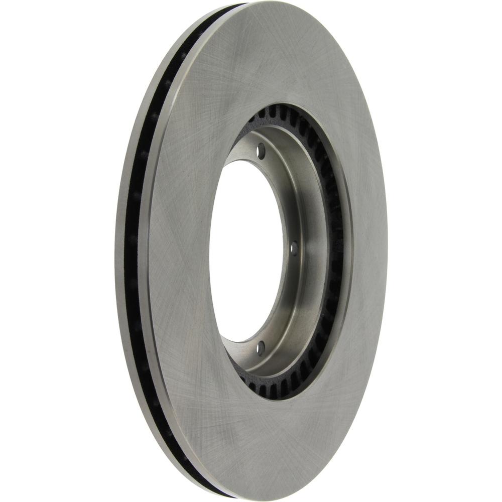 C-TEK BY CENTRIC - C-TEK Standard Disc Brake Rotor - CTK 121.37001