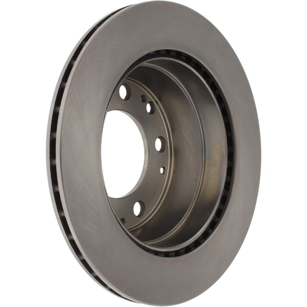 C-TEK BY CENTRIC - C-TEK Standard Disc Brake Rotor - CTK 121.37002