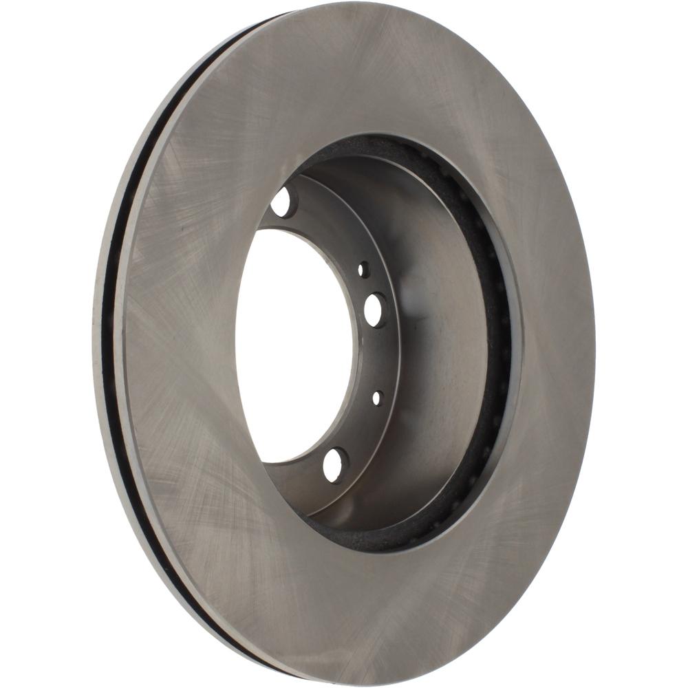C-TEK BY CENTRIC - C-TEK Standard Disc Brake Rotor - CTK 121.37024