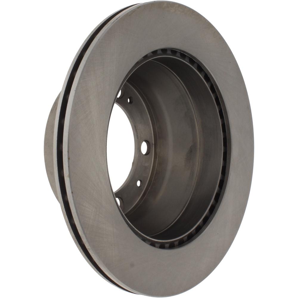 C-TEK BY CENTRIC - C-TEK Standard Disc Brake Rotor - CTK 121.37026