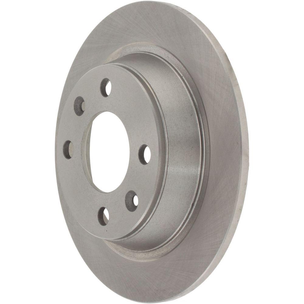 C-TEK BY CENTRIC - C-TEK Standard Disc Brake Rotor-Preferred (Rear) - CTK 121.38007