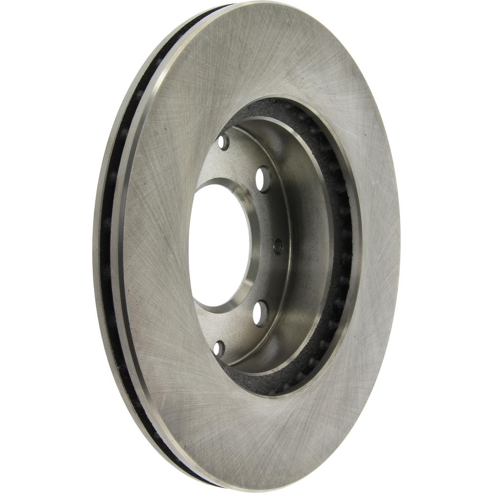 C-TEK BY CENTRIC - C-TEK Standard Disc Brake Rotor-Preferred - CTK 121.40005