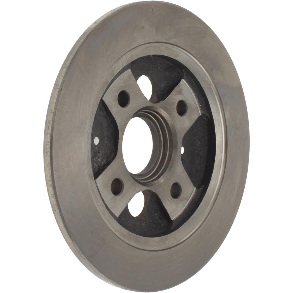 C-TEK BY CENTRIC - C-TEK Standard Disc Brake Rotor-Preferred - CTK 121.40014