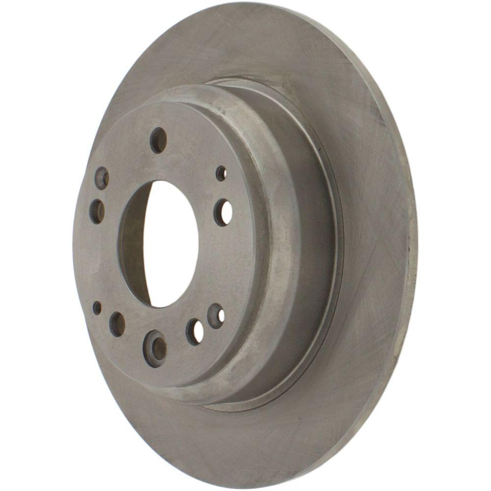 C-TEK BY CENTRIC - C-TEK Standard Disc Brake Rotor (Rear) - CTK 121.40027
