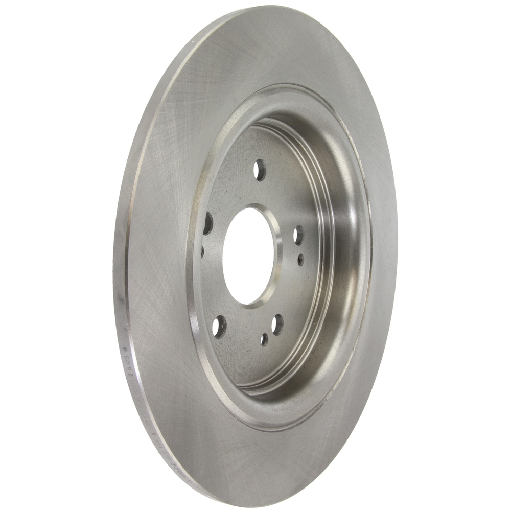 C-TEK BY CENTRIC - C-TEK Standard Disc Brake Rotor - CTK 121.40087