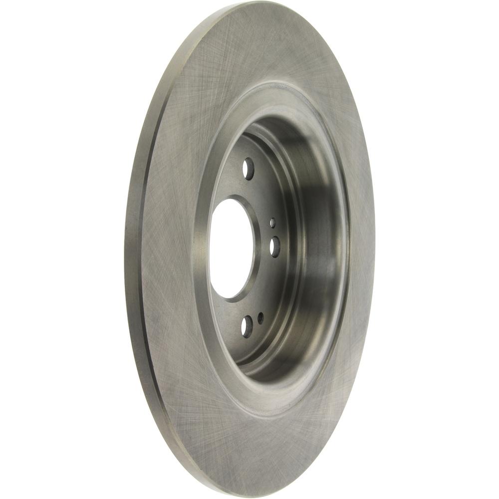 C-TEK BY CENTRIC - C-TEK Standard Disc Brake Rotor (Rear) - CTK 121.40095