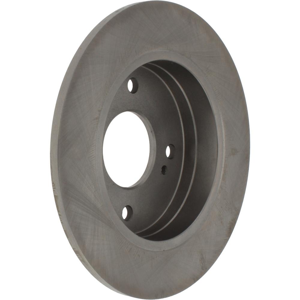 C-TEK BY CENTRIC - C-TEK Standard Disc Brake Rotor-Preferred (Rear) - CTK 121.42016