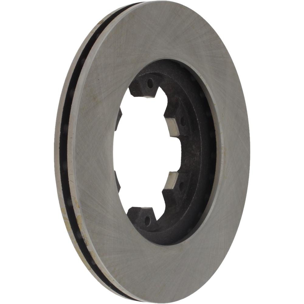 C-TEK BY CENTRIC - C-TEK Standard Disc Brake Rotors - CTK 121.42025