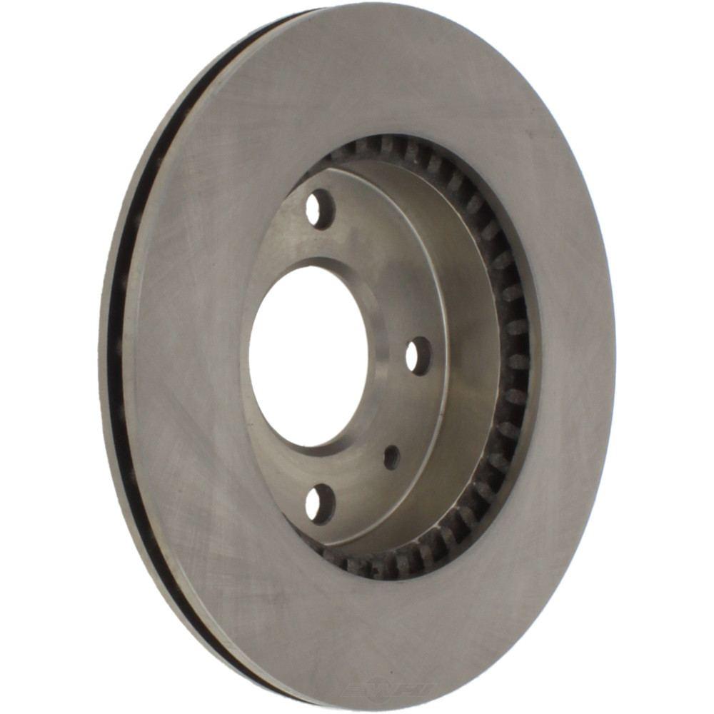 C-TEK BY CENTRIC - C-TEK Standard Disc Brake Rotor - CTK 121.42060