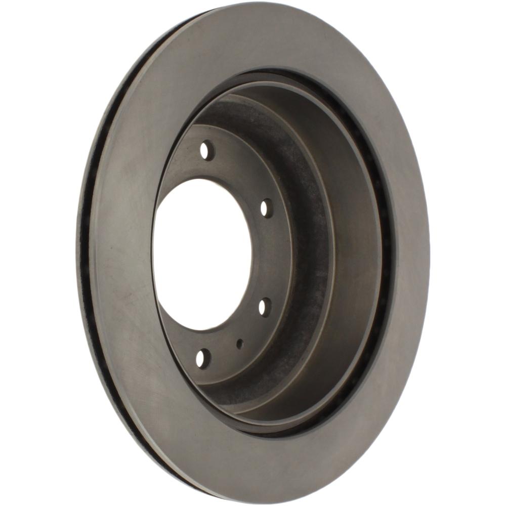 C-TEK BY CENTRIC - C-TEK Standard Disc Brake Rotors (Rear) - CTK 121.43015