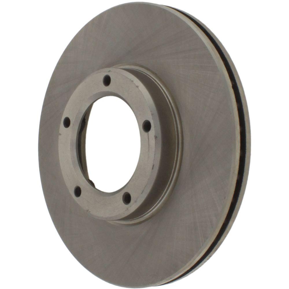 C-TEK BY CENTRIC - C-TEK Standard Disc Brake Rotor-Preferred (Front) - CTK 121.44059