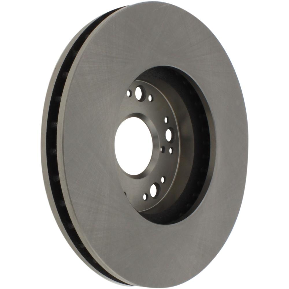 C-TEK BY CENTRIC - C-TEK Standard Disc Brake Rotor (Front) - CTK 121.44083