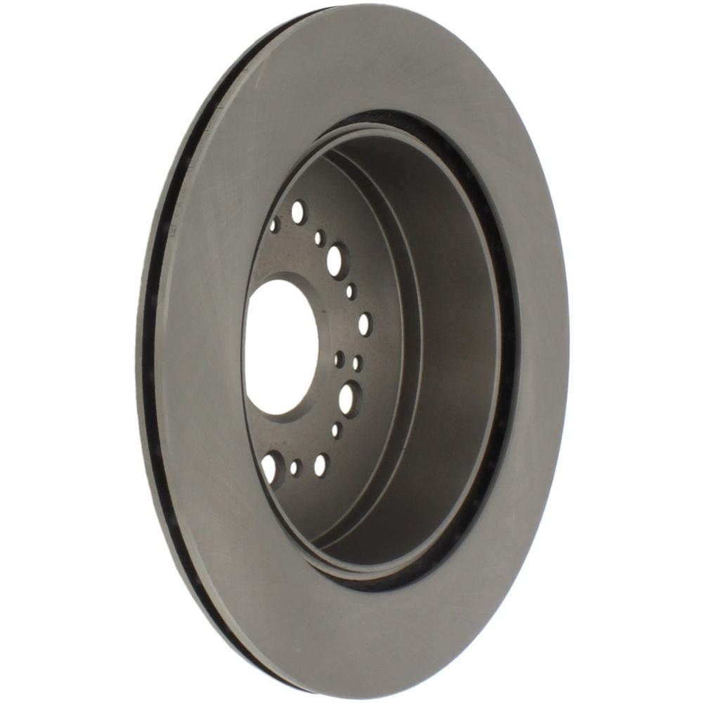 C-TEK BY CENTRIC - C-TEK Standard Disc Brake Rotor (Rear) - CTK 121.44084