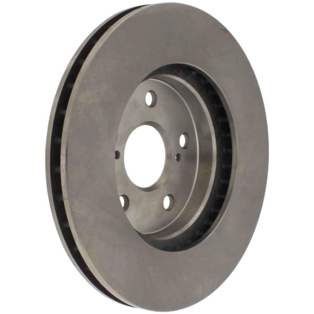 C-TEK BY CENTRIC - C-TEK Standard Disc Brake Rotor (Front) - CTK 121.44125