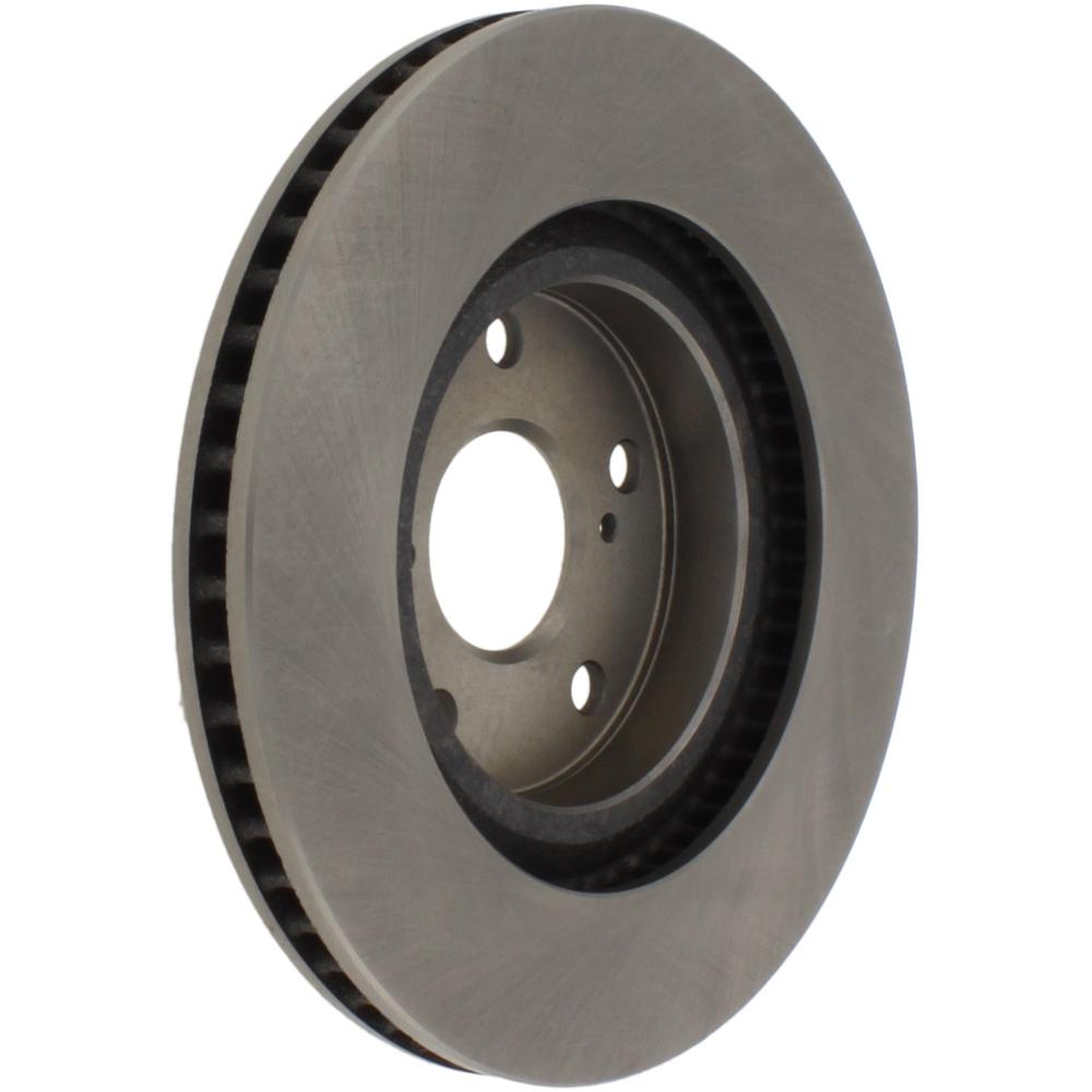 C-TEK BY CENTRIC - C-TEK Standard Disc Brake Rotor (Front) - CTK 121.44146